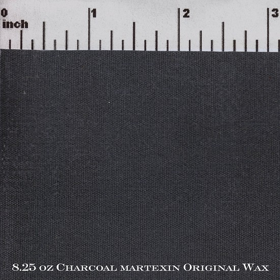 Charcoal 8.25 oz Shelter Tent Martexin Original Wax