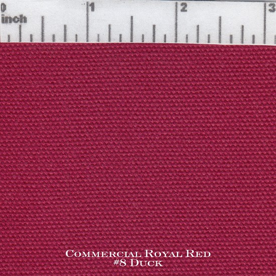 Commercial Royal Red #8 Duck WR