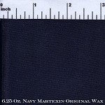Navy 6.25 oz Cotton Martexin Original Wax