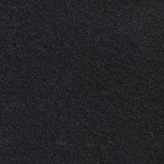 Black Duvetyne Non-Durable Flame Retardant